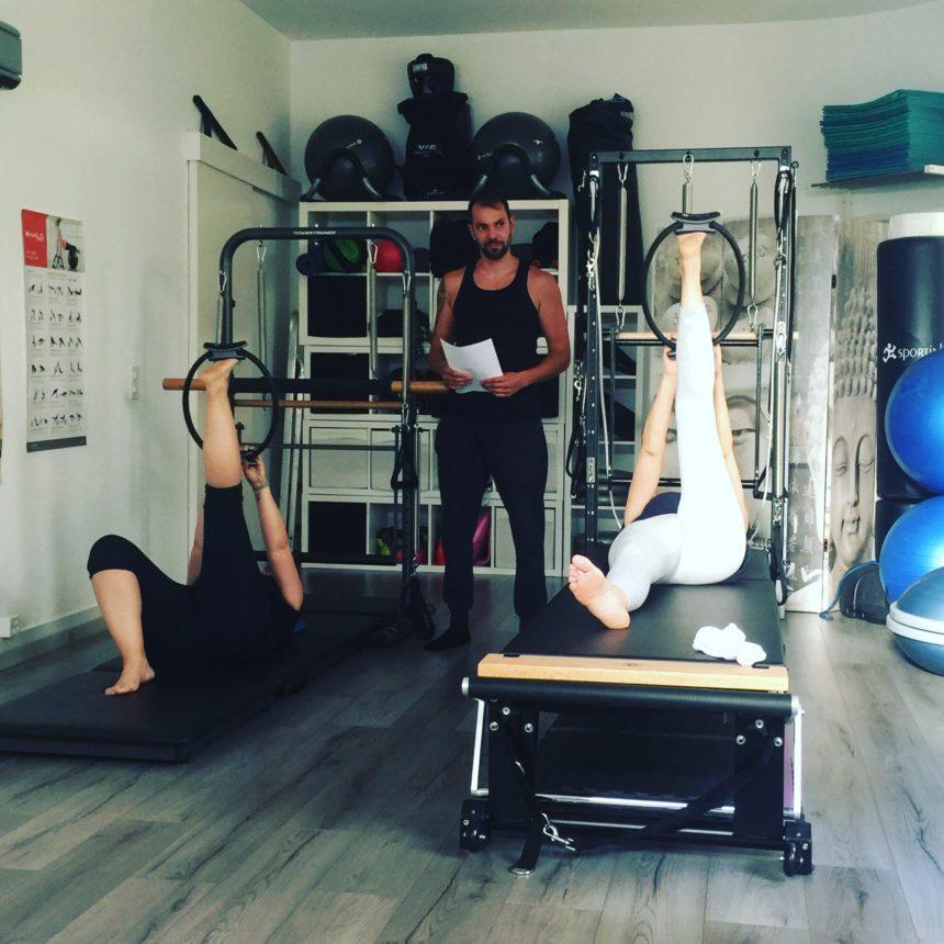 Pilates personal o duetto